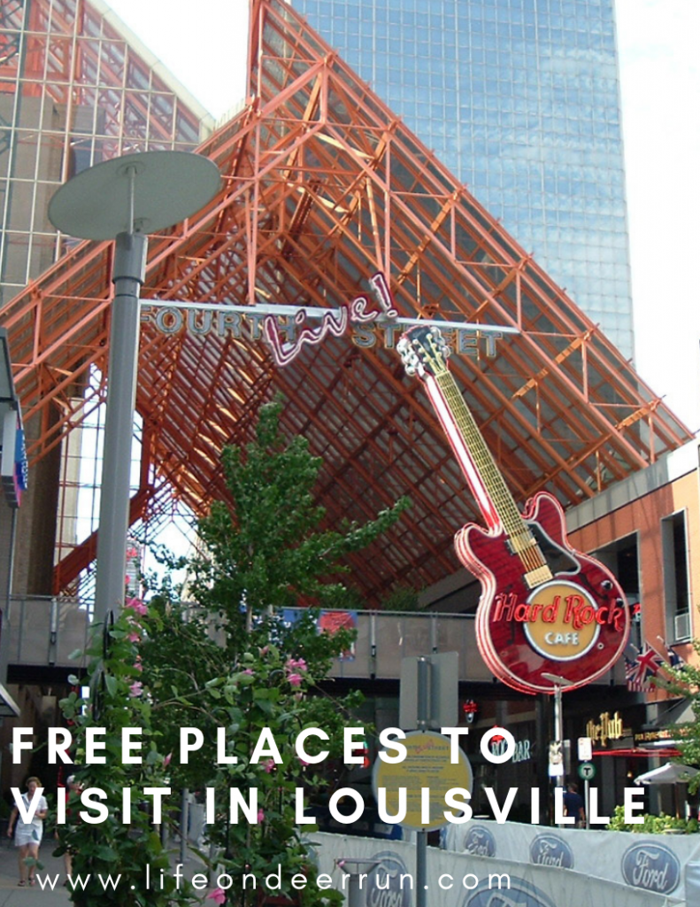 Free Places to Visit in Louisville